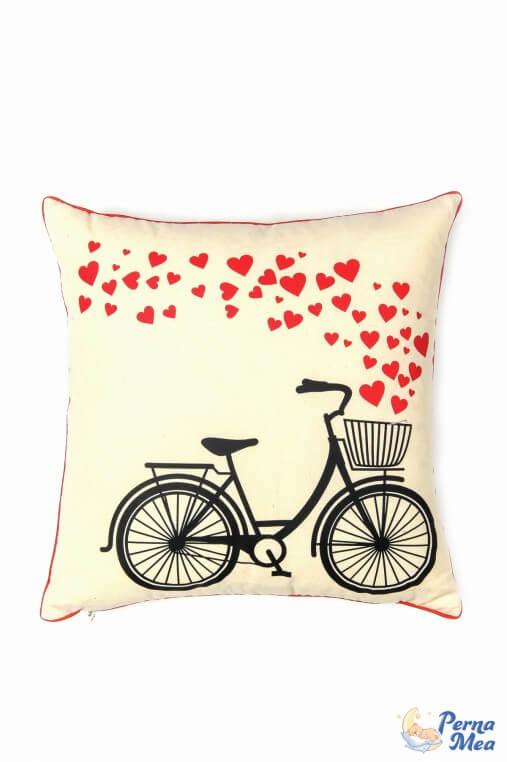 Pernă pentru îndrăgostiți