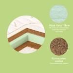 Saltea Plitex - Aloe vera Soft